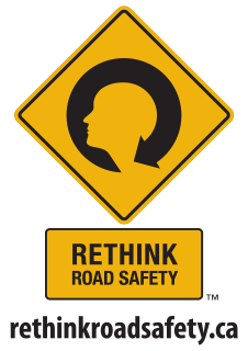 Rethink road safety